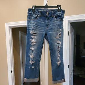 Super super stretch AE jeans